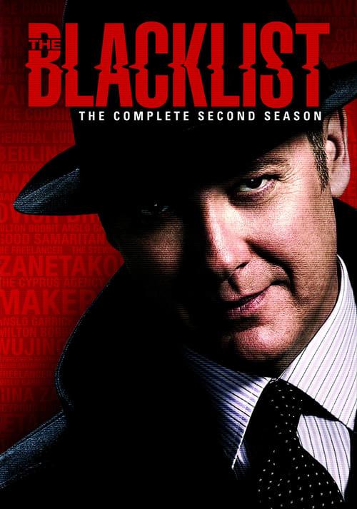The Blacklist: Säsong 2