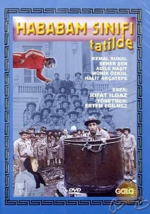 Hababam S─▒n─▒f─▒ Tatilde Streaming VF