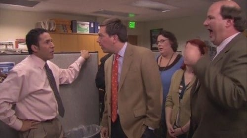 The Office - Season 0: Specials - Episode 18: The Outburst: The Call