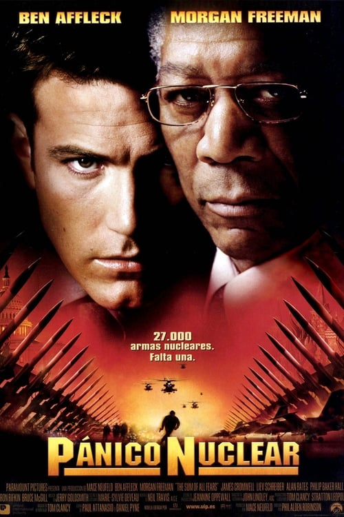 The Sum of All Fears pelicula completa