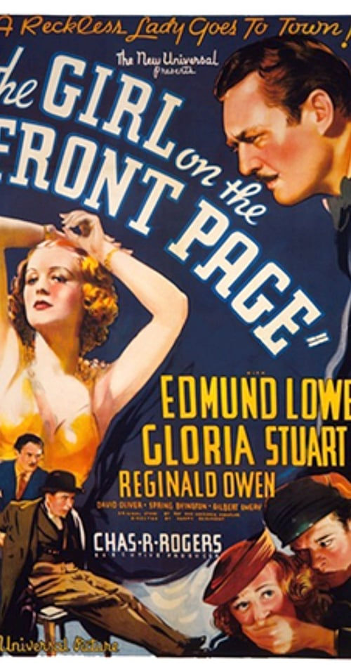 The Girl on the Front Page (1936)