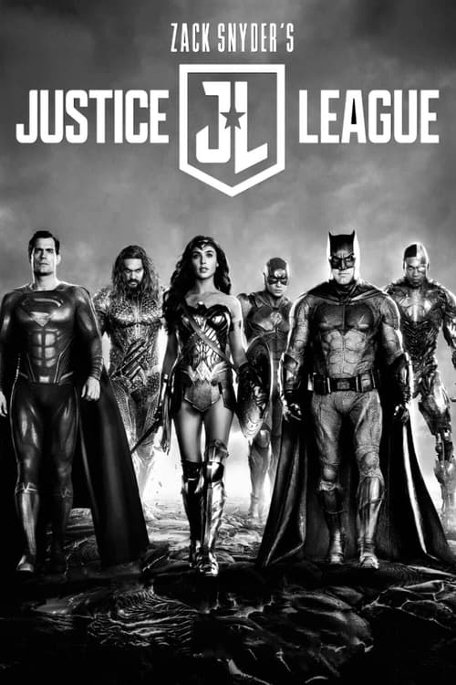 Zack Snyder's Justice League - Action / 2021 / ab 12 Jahre
