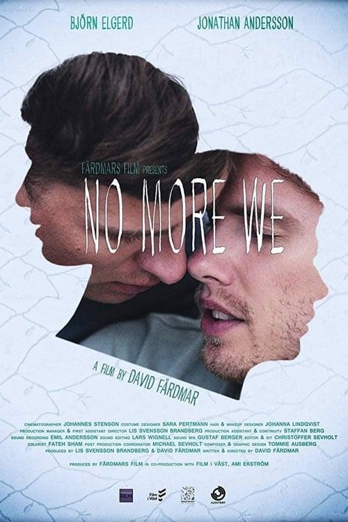 No More We (2018) Poster