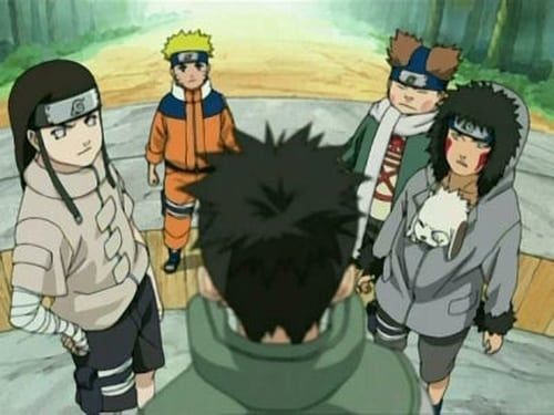 Naruto - Season 3 - Episode 110: Formation! The Sasuke Retrieval Squad