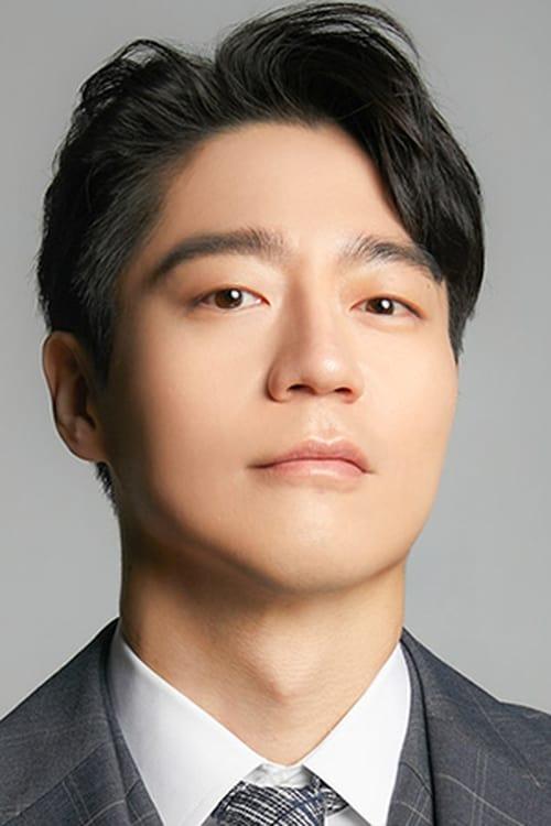 Kép: Kyung Sung-hwan színész profilképe
