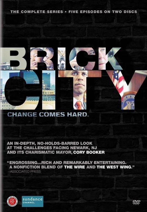 Largescale poster for Brick City
