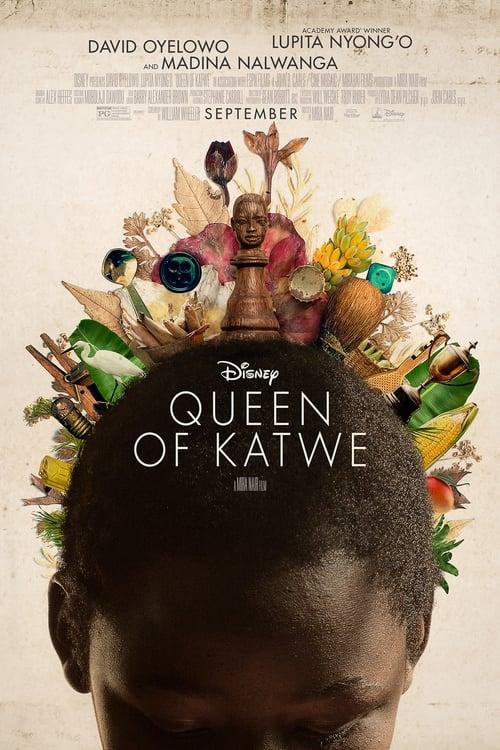 Queen of Katwe Peliculas gratis