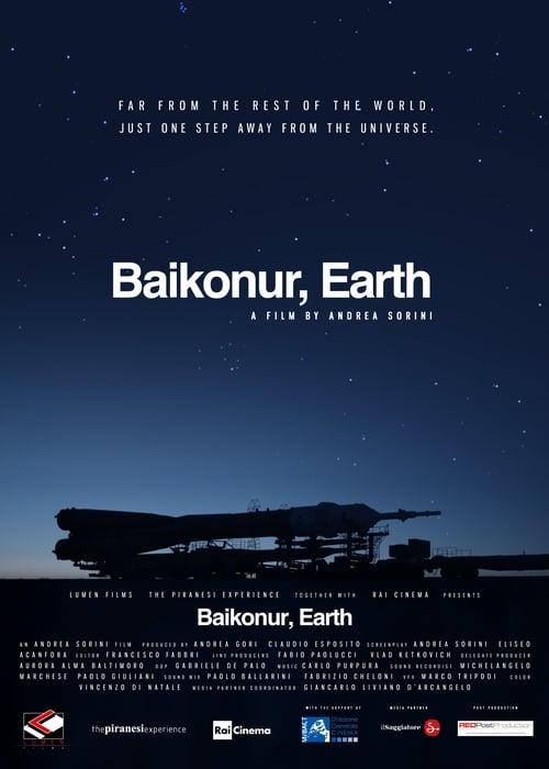 Baikonur. Earth ( Bajkonur, Terra )