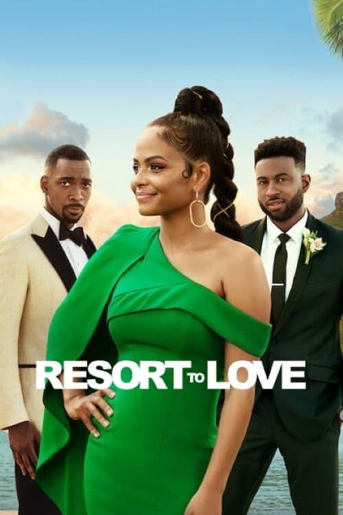Resort to Love - Poster