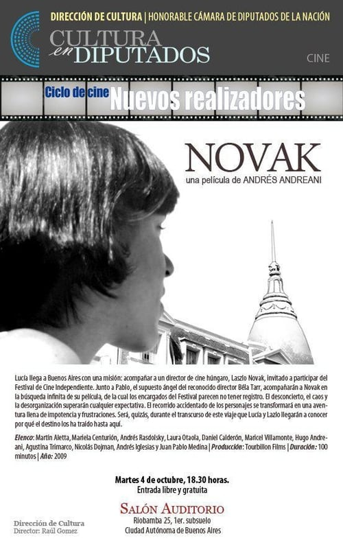 Novak poster
