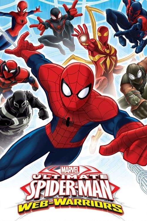 Người nhện phi thường (Mùa 3) - Ultimate Spider-Man (Season 3)
