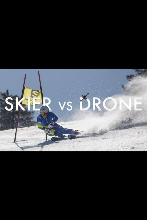 Skier vs Drone (2018)