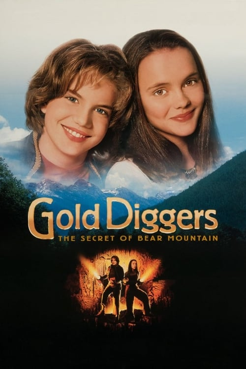 Gold Diggers: The Secret of Bear Mountain (1995) Poster