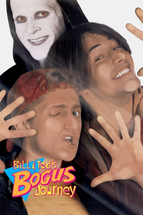 Bill & Ted's Bogus Journey - Poster