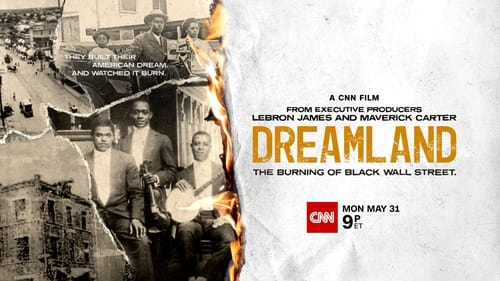 Dreamland: The Burning of Black Wall Street Online HD HBO 2017