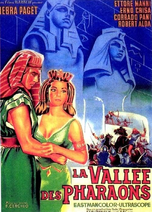 La vallée des pharaons