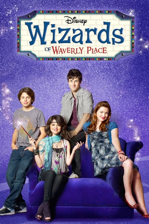 Subtitles Wizards of Waverly Place (2007) in English Free Download | 720p BrRip x264