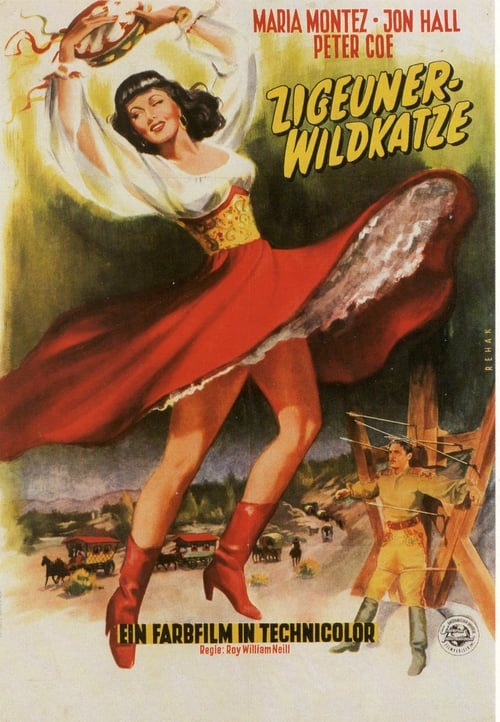 Zigeuner-Wildkatze