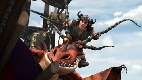 DreamWorks Dragons: Race to the Edge Pt. 3 – Episod Turn and Burn