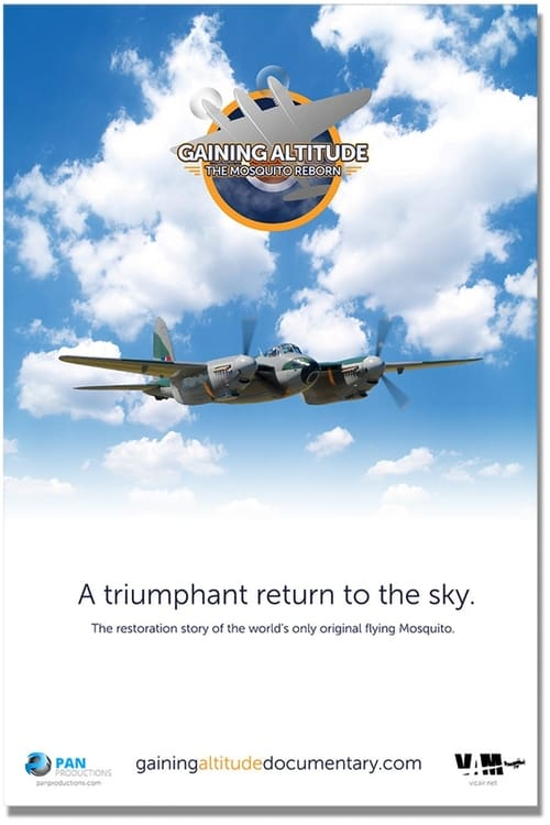 Gaining Altitude: The Mosquito Reborn (2014)