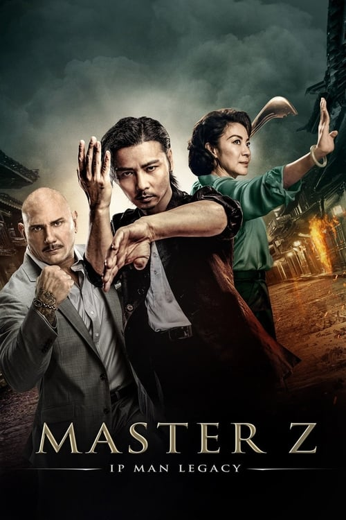 Watch Master Z: Ip Man Legacy (2018) Movie Free Online