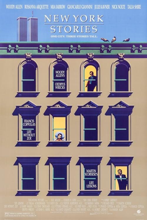 Watch New York Stories (1989) Full Movie