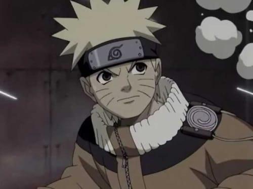 Naruto - Season 4 - Episode 210: The Bewildering Forest