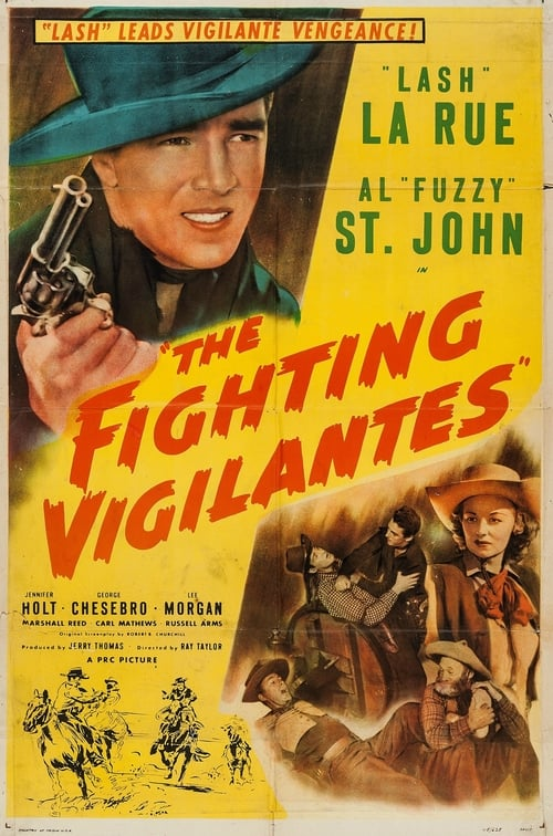 Ver pelicula The Fighting Vigilantes Online