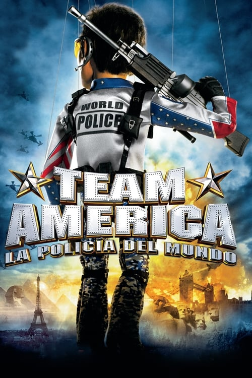 Team America: World Police pelicula completa