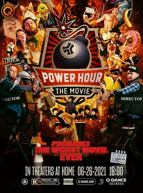 Watch Power Hour: The Movie Online 4Shared