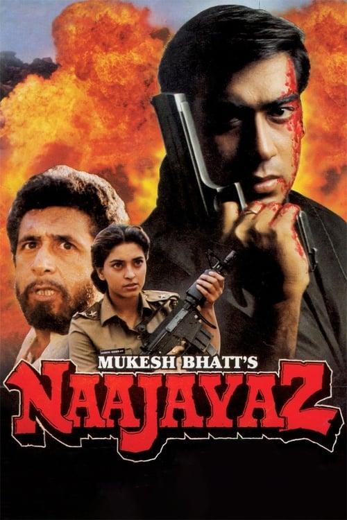 Naajayaz film en streaming