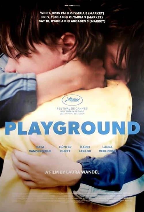 Playground (2021) Poster
