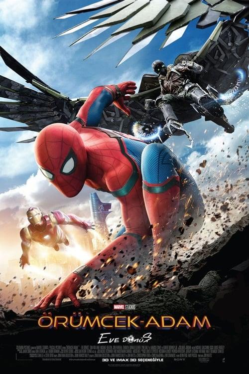 Spider-Man: Homecoming ( Örümcek-Adam: Eve Dönüş )