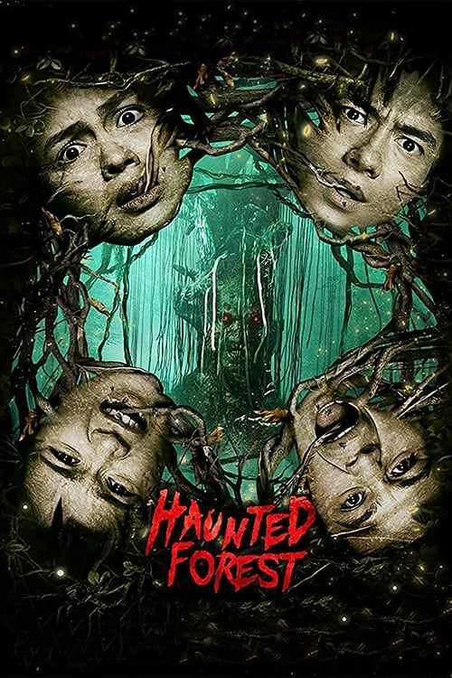 Haunted Forest - Poster