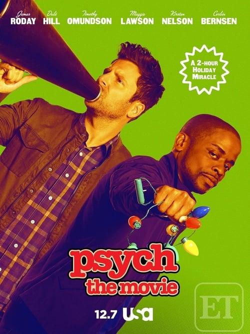 Watch Psych: The Movie Online Variety