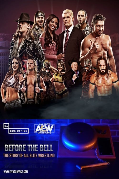 Mira Before The Bell: The Story Of All Elite Wrestling En Buena Calidad Hd