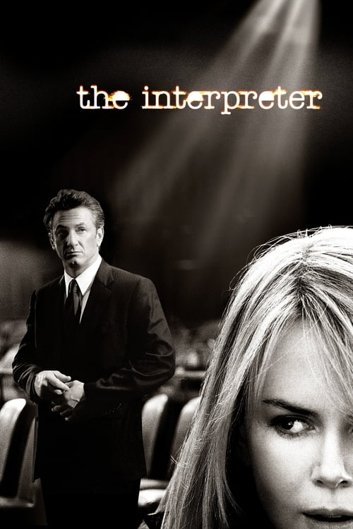 Largescale poster for The Interpreter