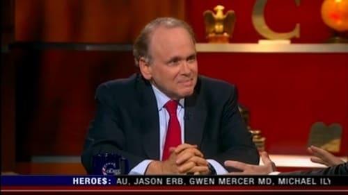 The Colbert Report: Season 7 – Episod Daniel Yergin