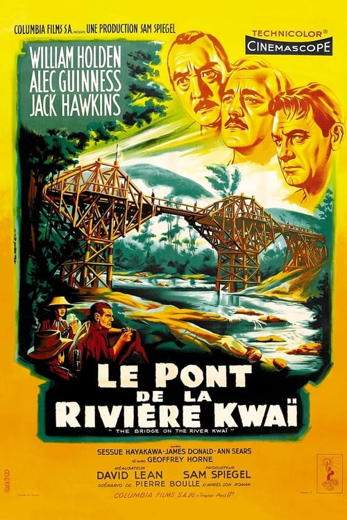 The Bridge on the River Kwai film en streaming