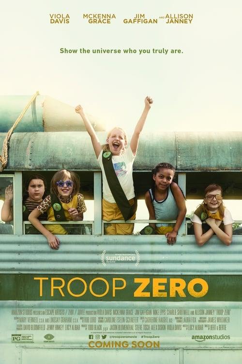 Mira Troop Zero En Español En Línea