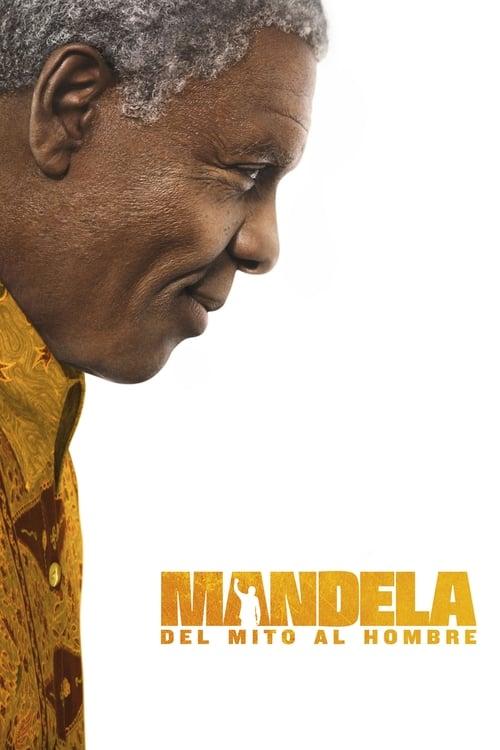 Imagen Mandela, del mito al hombre