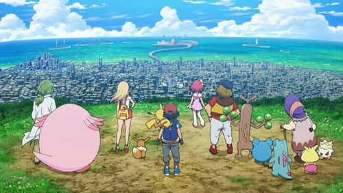 Watch Pokémon the Movie: Story of Everyone Movie
