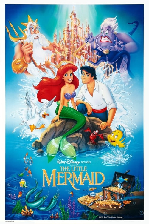 Watch The Little Mermaid (1989) Movie Free Online