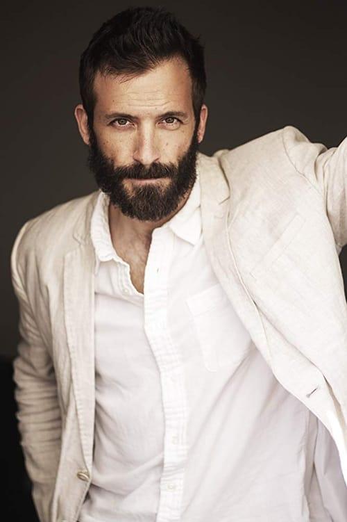 Kép: Iván Marcos színész profilképe