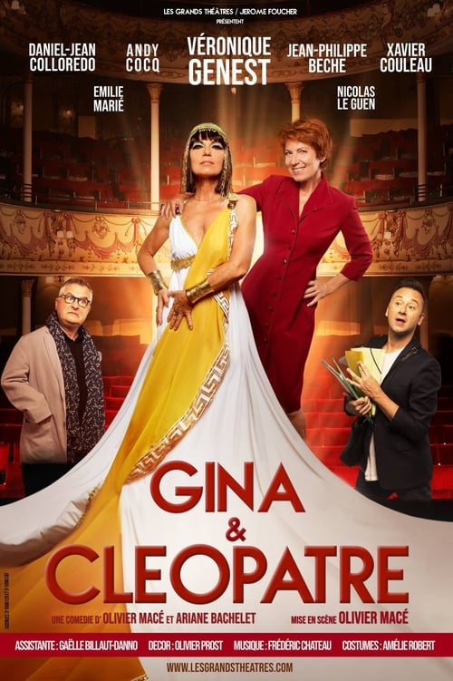 [Kinofilm] Ganzer Gina & Cléopâtre 2020 Film Online Free