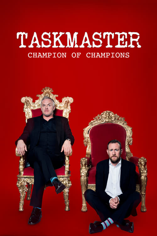 Taskmaster: Champion of Champions Season 1