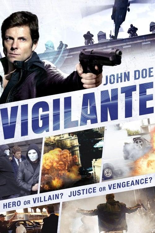 John Doe: Vigilante (2014) Poster