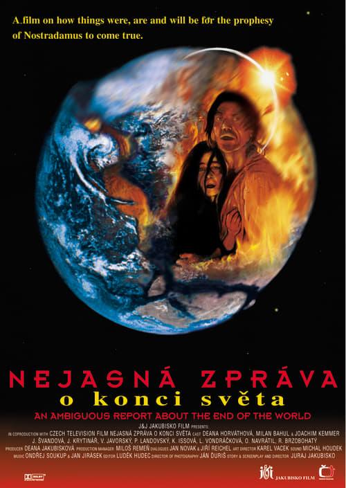 Película Nejasná zpráva o konci světa Completamente Gratis