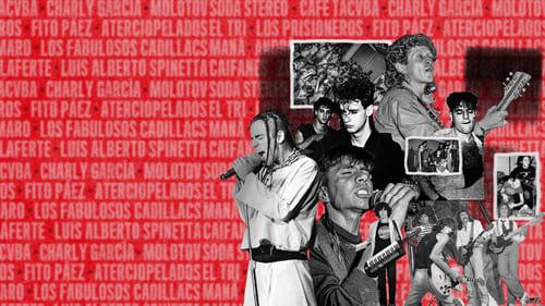 Dějiny latinskoamerického rocku Online Zdarma CZ [Dabing&Titulky] HD