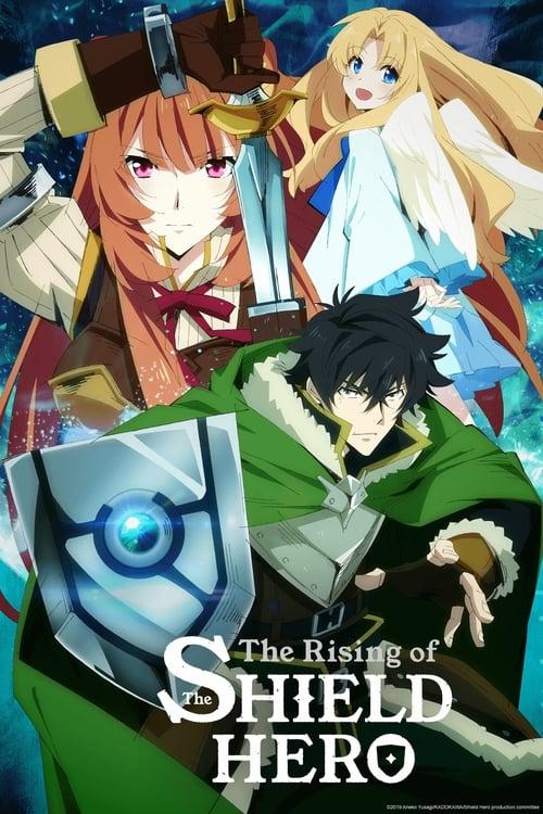 The Rising of the Shield Hero-Azwaad Movie Database